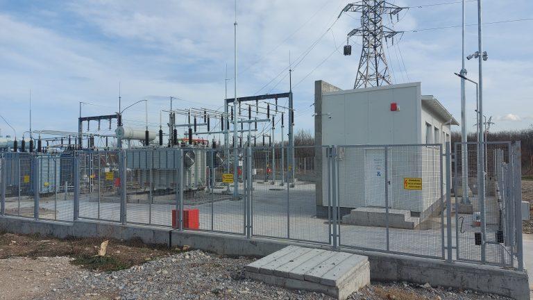 Разширение на Подстанция НЕК Запад на територията на Тракия Глас България ЕАД
