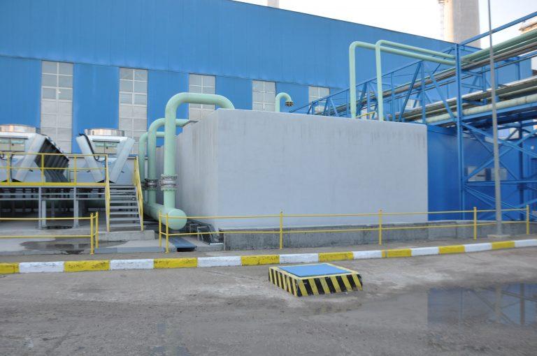Басейн за технологична вода